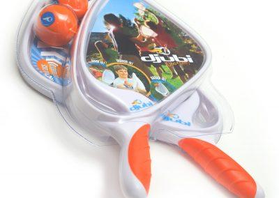 The Original Djubi game in packaging